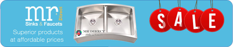 MR Direct Sinks & Faucets Sale
