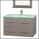 Centra Vanities Collection