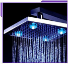 LED Showers Heads