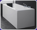 Glass by Nameeks Eden Bathtubs