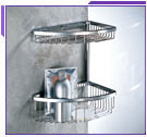 Gedy by Nameeks Shower Baskets / Soap Holders