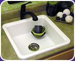 CorStone Self Rimming Bar Sinks