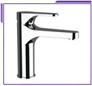 Remer Single Hole Bathroom Faucets