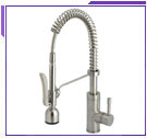 Pre-Rinse & Professional Faucets