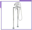 Floor Mount Free Standing Tub Fillers