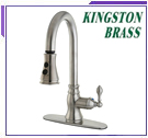Kingston Brass Faucets & Fixtures