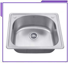 Kraus Single Bowl Top Mount Sinks