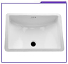 Nantucket Undermount Lavatory Sinks